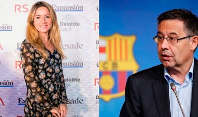 تعرف إلى المرأة التي فضحت برشلونة