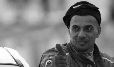 وفاة بطل الراليات الكويتي صلاح بن عيدان