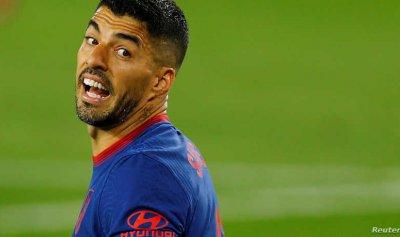 سواريز يجلب الحظ لأتلتيكو مدريد