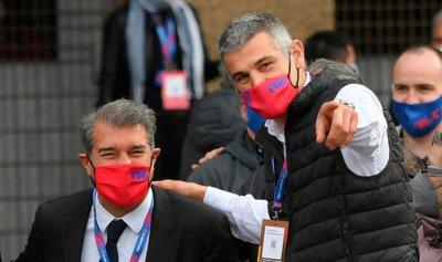 """اتهامات """"التحرش بقاصر"""" تطاول رئيس برشلونة الجديد"""