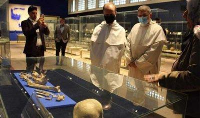 معرض للمخطوطات المسيحية يفتتحه البابا في بغداد