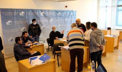 """ورشة عمل لـ""""مؤسسة السلم الأهلي"""" في طرابلس"""