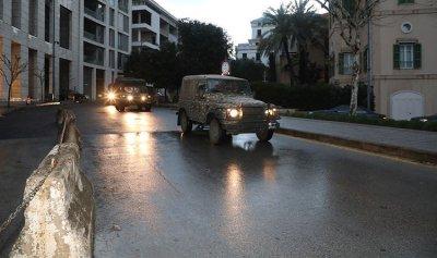 """""""جردة"""" التدابير الأمنية للجيش لشهر نيسان"""