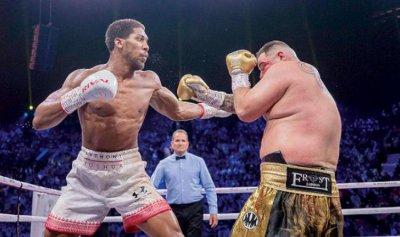 نهائي بطولة العالم في الملاكمة للوزن الثقيل في جدة
