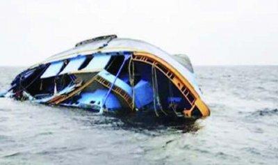 مصرع 28 شخصاً وفقدان 7 آخرين بغرق قارب في النيجر