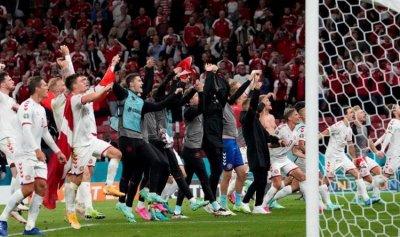 الدنمارك تحقق فوزا مذهلا على روسيا