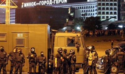 عقوبات دولية واسعة على بيلاروسيا