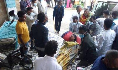 43 وفاة بغارة جوية في تيغراي الإثيوبية