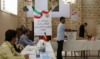 إقبال ضعيف على صناديق الاقتراع في إيران