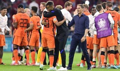 أفضل لاعب في مواجهة هولندا والنمسا