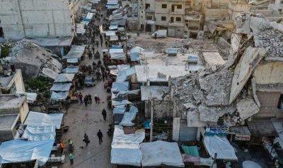 بيان أممي يحذر من خطورة الوضع الأنساني في الشمال السوري