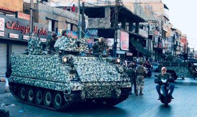 أحداث خلدة بيد مخابرات الجيش