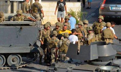 مداهمات واسعة للجيش في خلدة
