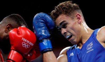 ملاكم مغربي يعض خصمه في الأولمبياد