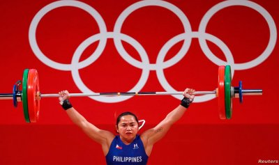 """الفيلبيين تحقق أول """"ذهبية"""" أولمبية بعد 97 عاماً"""