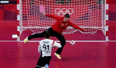 مصر تحقق فوزاً ثميناً على السويد في أولمبياد طوكيو