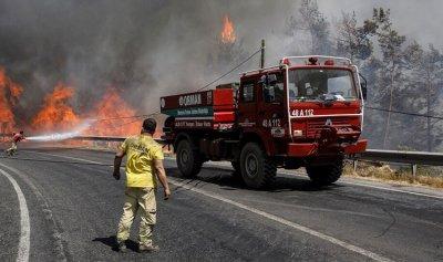 بالفيديو: ارتفاع حصيلة ضحايا حرائق الغابات إلى 8