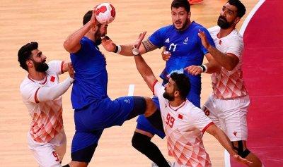فرنسا تنهي مغامرة البحرين في أولمبياد طوكيو