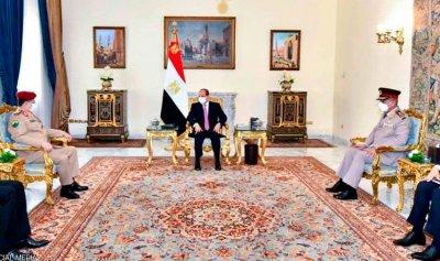 السيسي: لتلبية الحل السياسي طموحات الشعب اليمني