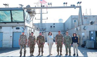 قائد الجيش: القوات البحرية دورها أساسي في ضبط التهريب غير الشرعي