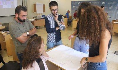 ورشة عمل للمؤسسة اللبنانية للسلم الأهلي الدائم