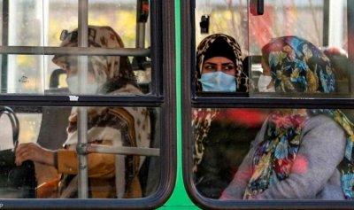 صورة تجسد واقع المرأة الإيرانية