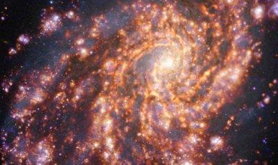 اكتشاف 6 مجرات في الفضاء