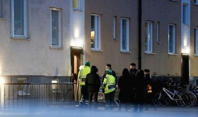 """8 جرحى بـ""""جريمة إرهابية"""" محتملة في السويد"""