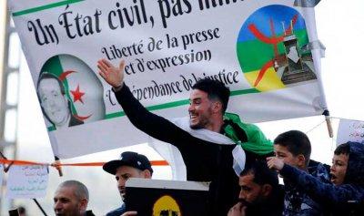 عودة المسيرات الأسبوعية المناهضة للنظام في الجزائر