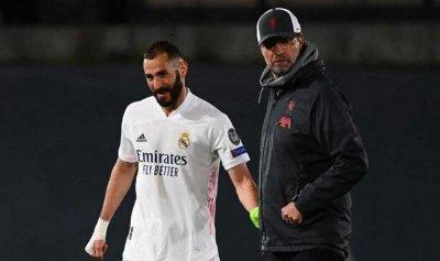 كلوب يعتذر لريال مدريد