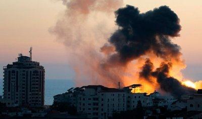 عشرات القتلى والجرحى جراء القصف الإسرائيلي على قطاع غزة