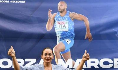 الإيطالي مارسيل يفوز بذهبية سباق 100 متر للرجال بأولمبياد طوكيو