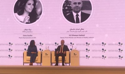 حاصباني: لبنان بالمرتبة الاولى عربيا في القطاع الصحي
