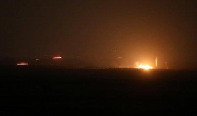 6 قتلى حصيلة الغارات الاسرائيلية ليلاً قرب دمشق