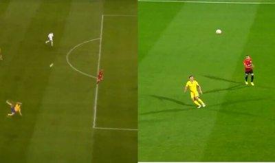 بالفيديو: هدف على طريقة إبراهيموفيتش في الدوري القطري