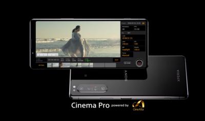 بالفيديو: هاتف Sony الجديد بقدرات تصوير سينمائي