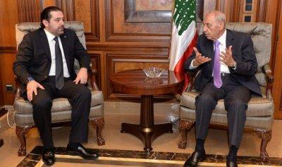 ليبيا تؤجج الخلاف بين بري والحريري