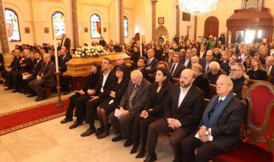 إسحق: منسى خسارة كبيرة للبنان الثقافة