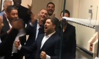 بالفيديو: وائل كفوري ينجح بتحدّي الزجاجة الشهير