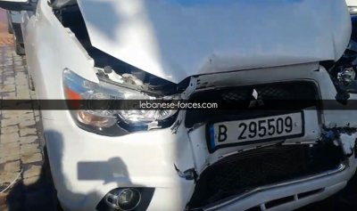 بالفيديو: حادث سير كبير في الصفرا