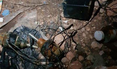 قنبلتان في منطقة المصنع