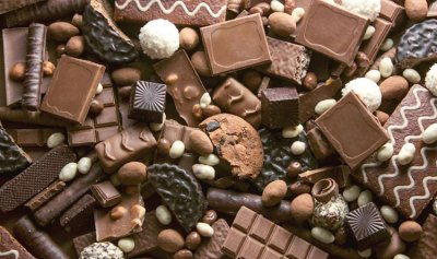 عصابة لسرقة الشوكولا
