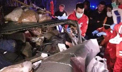 بالصورة: حادث سير مروّع في عكار