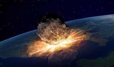 كويكب عملاق يصطدم بالأرض قريباً