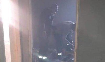 إخماد حريق في مخيم البداوي والأضرار مادية