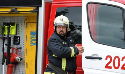 مقتل شخصين في حريق بمنطقة جبال الألب