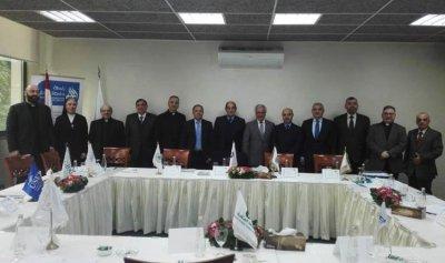 الحكمة استضافت الاجتماع العام لرابطة جامعات لبنان