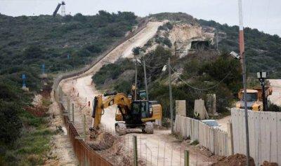 اسرائيل تستأنف أعمال الحفر على الحدود الجنوبية