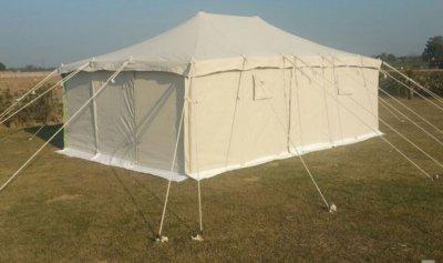 خيمة فيها 6 آلاف دولار مسروقة