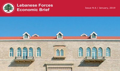 Lebanese Forces Economic Brief issue No.6